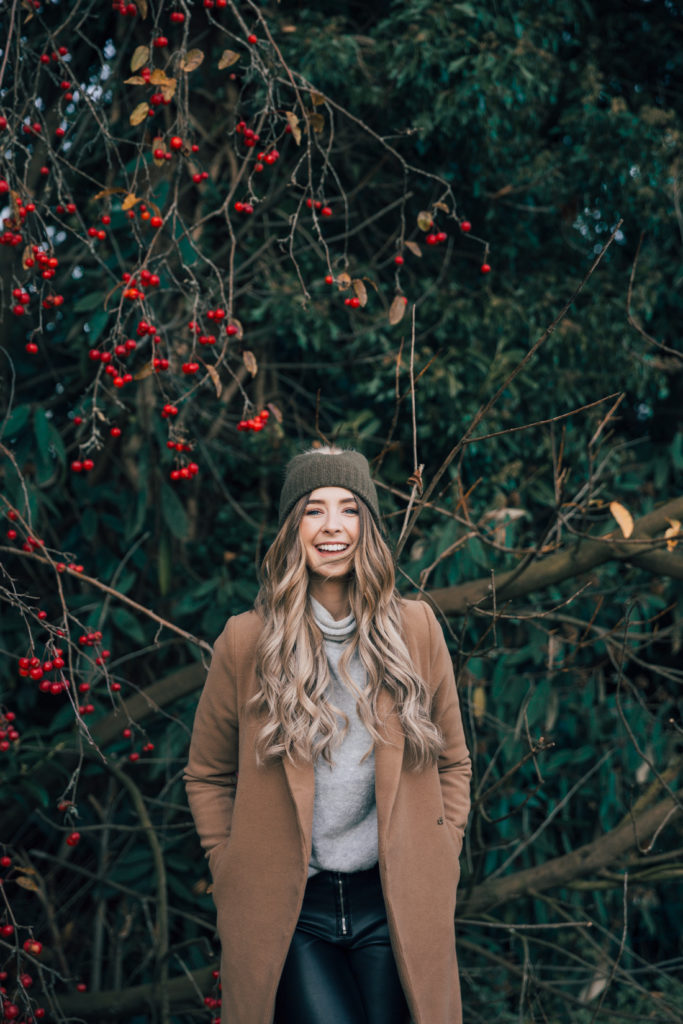 Zoella Christmas 2020 January Letter From The Editor   Zoella