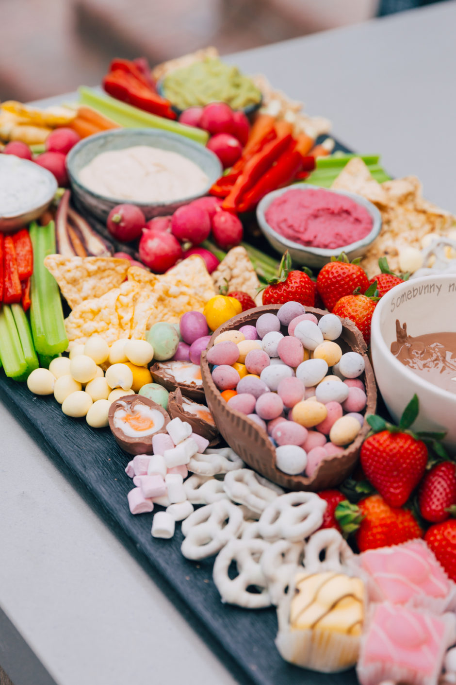 How To Create An Easter Sharing Board Zoella