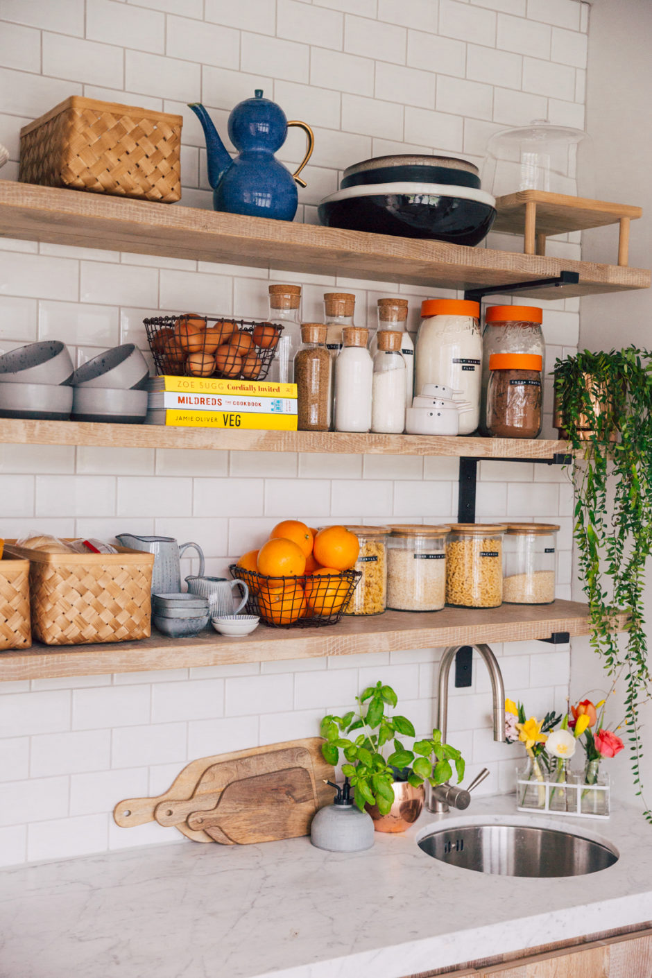 Spring Cleaning Series Organising Your Pantry Zoella
